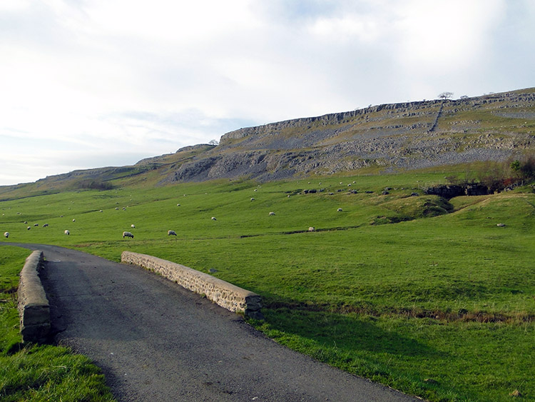 The Roman Road and Twisleton Scars