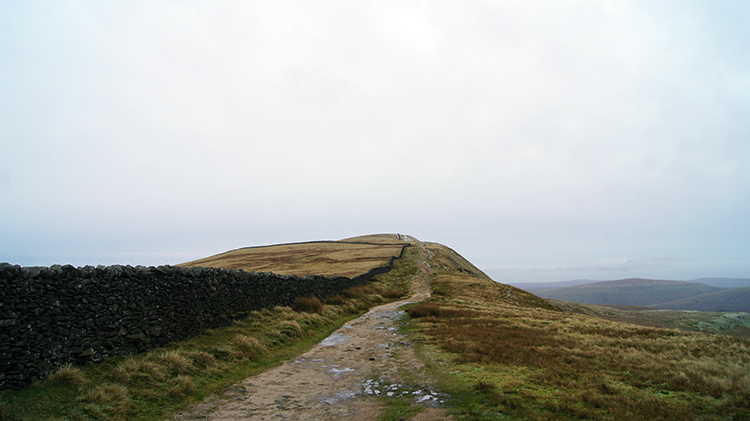 The path to Whernside