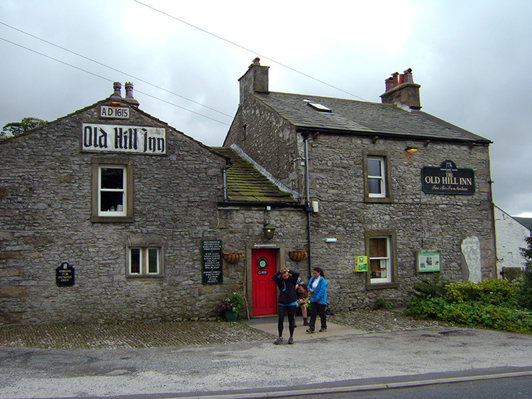 Old Hill Inn, Chapel-le-Dale