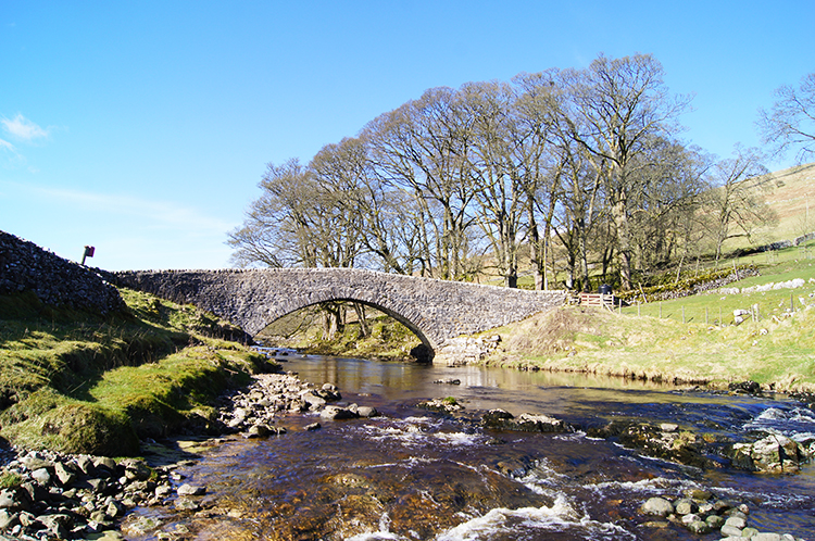 Yockenthwaite Bridge