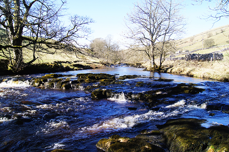 River Wharfe in Langstrothdale