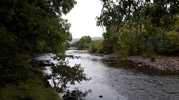 River Swale near Ewelop Hill