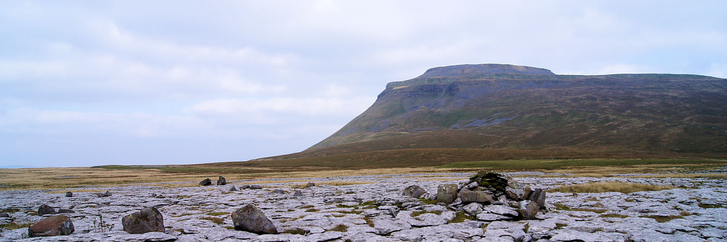 White Scars and Ingleborough