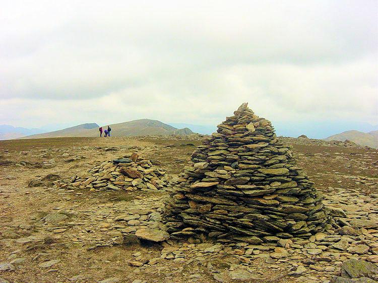 Cairn at Black Crag