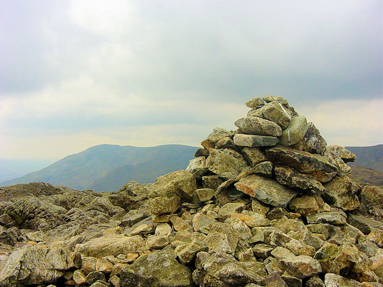 Summit of Wetherlam
