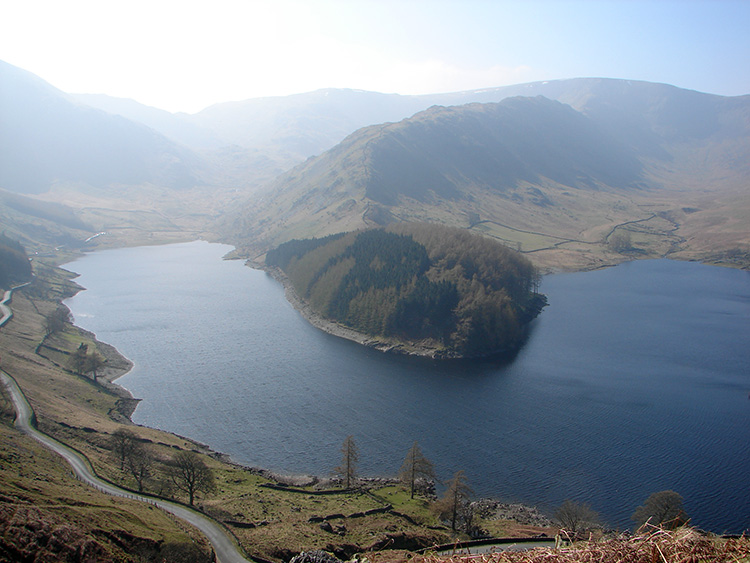 The Rigg, Haweswater