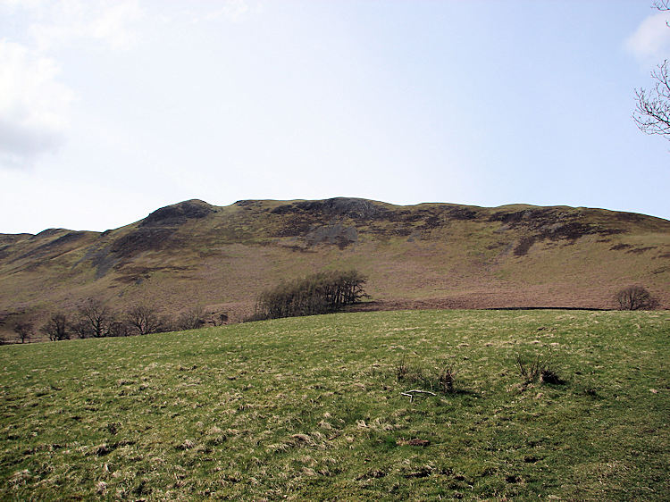 The Fellbarrow Range