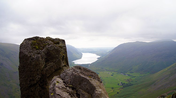 A Great Napes Needle and Wast Water