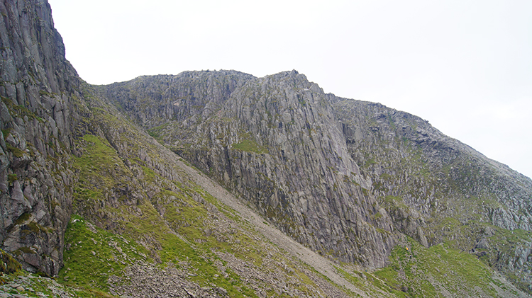 Cambridge Crag and North Buttress