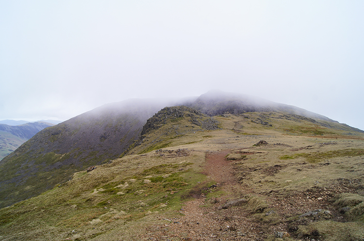 On the path from Red Pike to High Stile