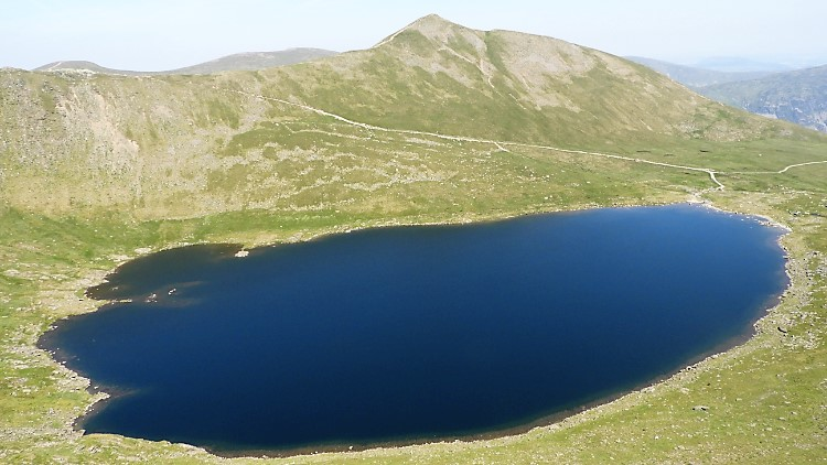 Red Tarn and Catstye Cam