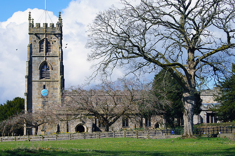 St Peter and St Paul's Church, Bolton-by-Bowland