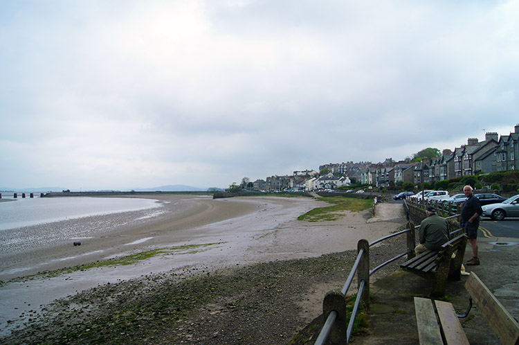 Arnside and the Kent Estuary