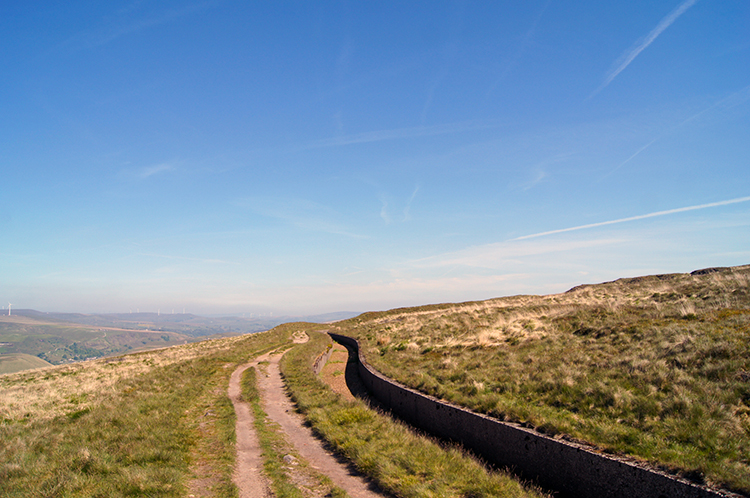 Roman Road to Blackstone Edge