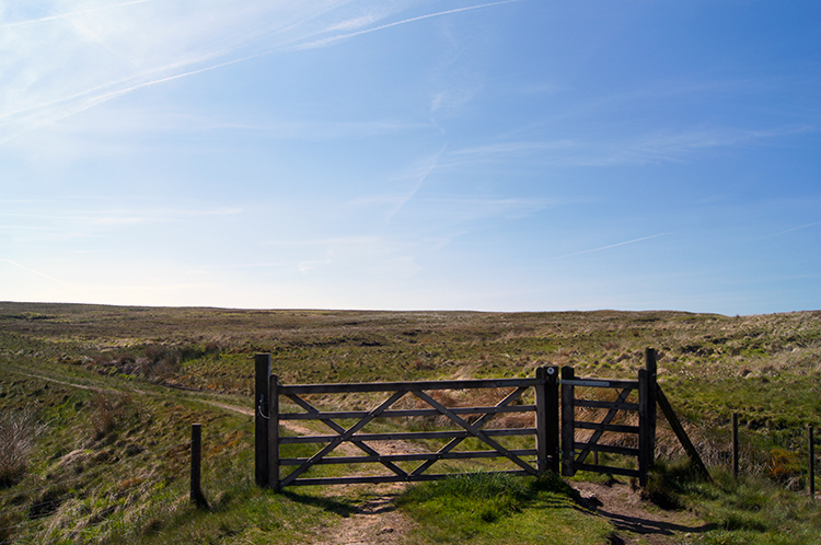 Blackstone Edge Moor