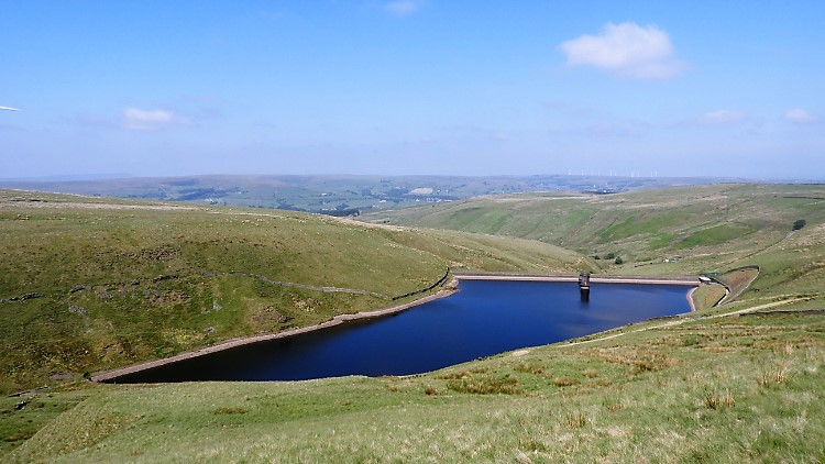 Scout Moor High Level Reservoir