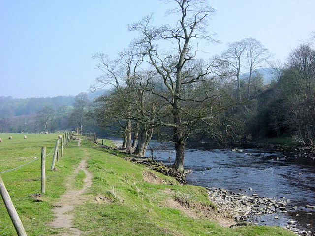 River Wharfe near Addingham