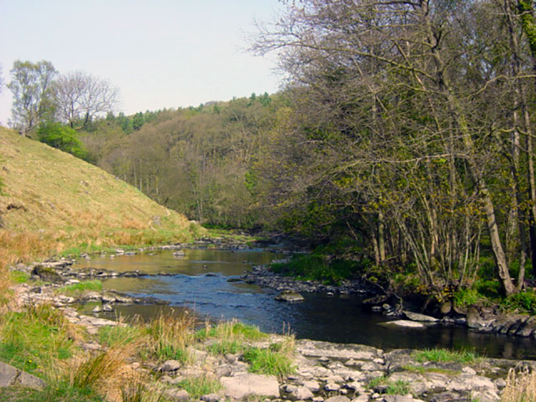 River Kent near Staveley
