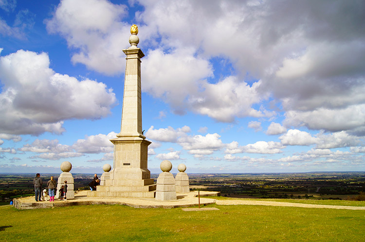 Coombe Hill Monument to the fallen of the 2nd Boer War