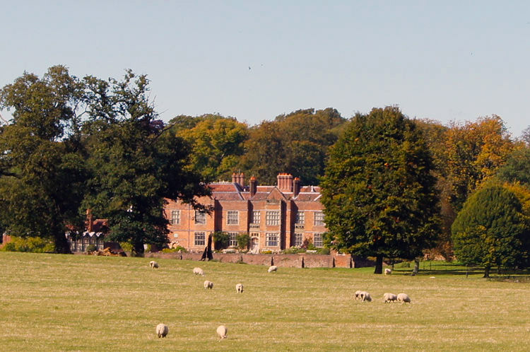 Chequers, country residence of the Prime Minister