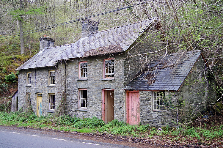 Building opportunity in Pont Rhyd-y-groes
