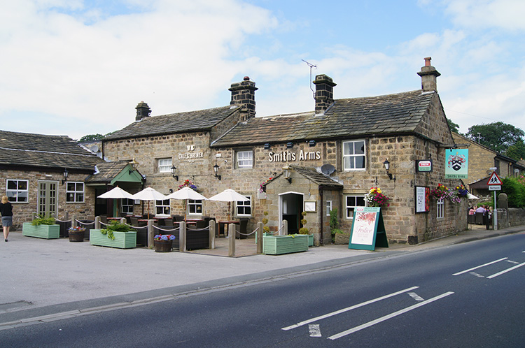 Smiths Arms, Beckwithshaw