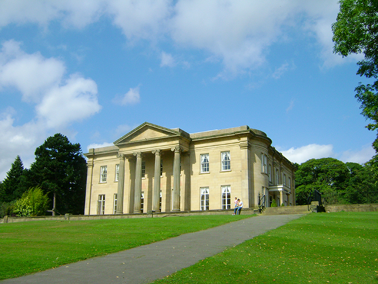 The Mansion in Roundhay Park