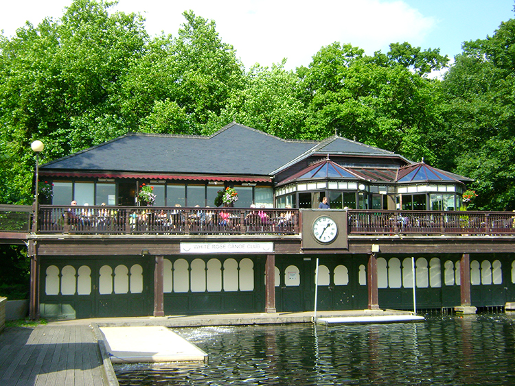 Lakeside Cafe, Roundhay Park