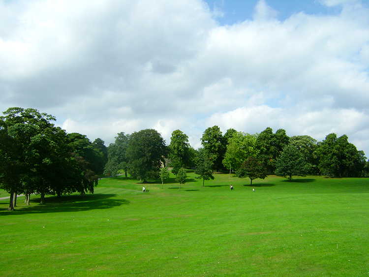 Beautiful Roundhay Park