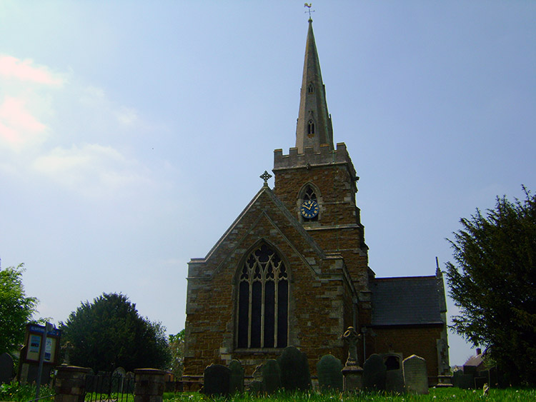 Somerby Church