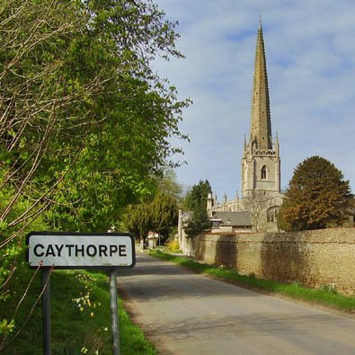 Caythorpe Church