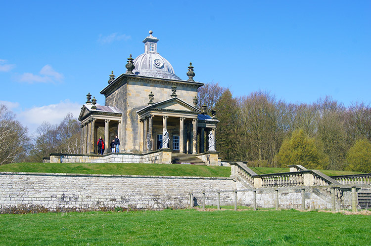 The Temple, Castle Howard