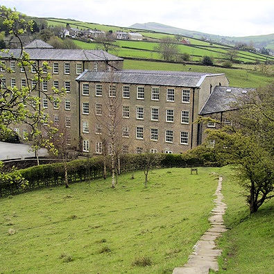 Little Hayfield Mill now apartments