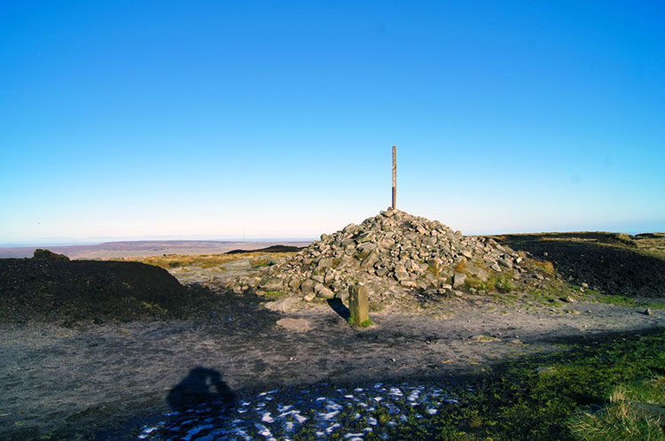 Bleaklow Head