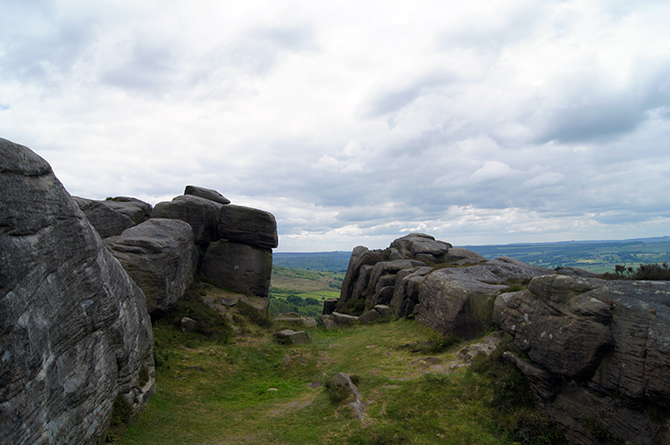 Gritstone lines