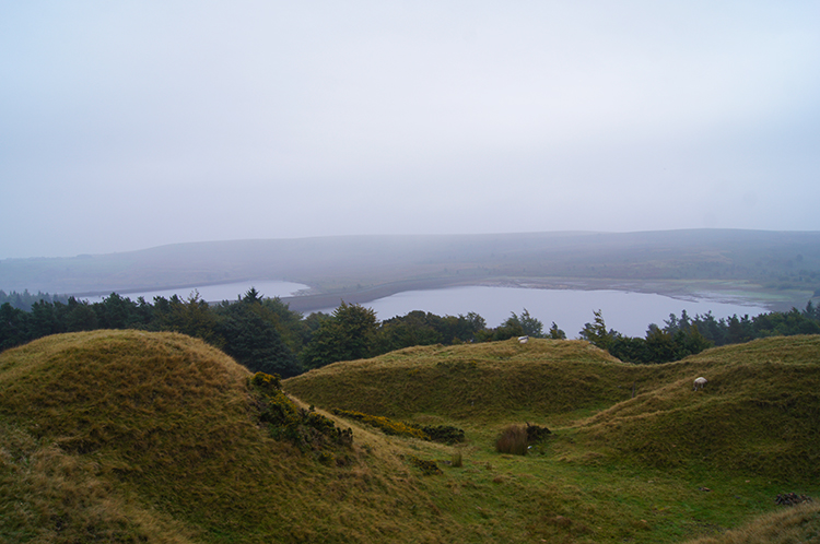 Redmires Reservoirs