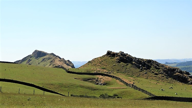 Tor Rock and Chrome Hill