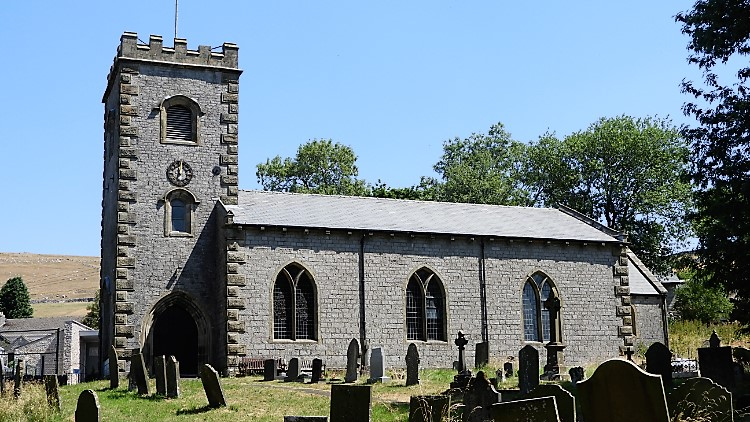St Michael and All Angels, East Sterndale