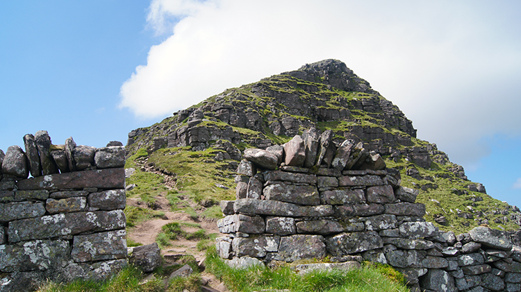 Wall on Suilven