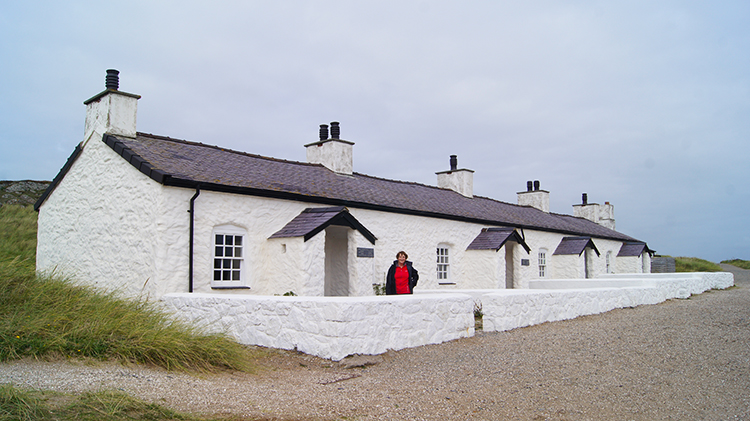 Pilot's cottages