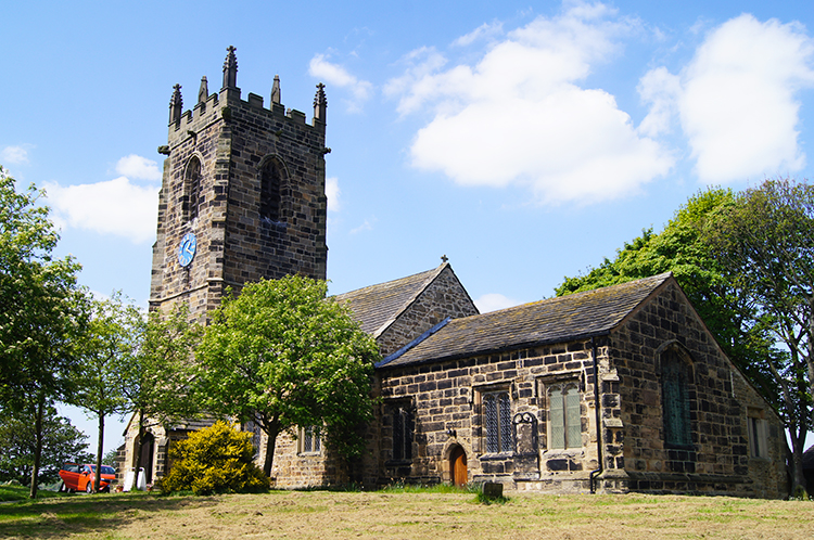 St Michael's Church, Emley
